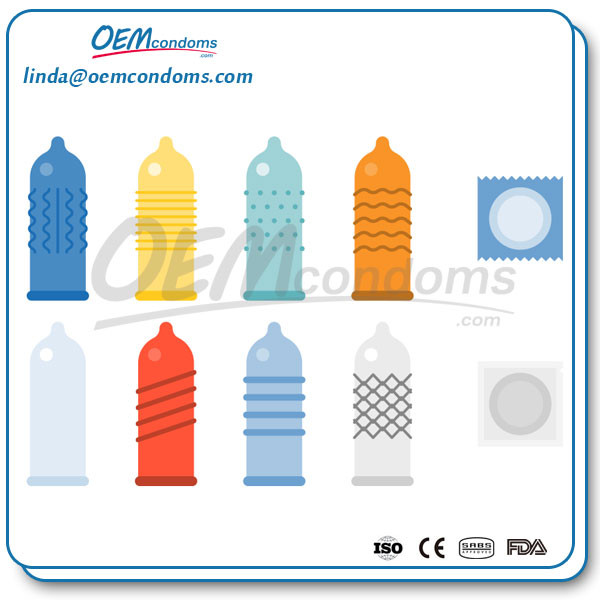 types of condom, ribbed condom, dotted condom, sensation condom manufacturer