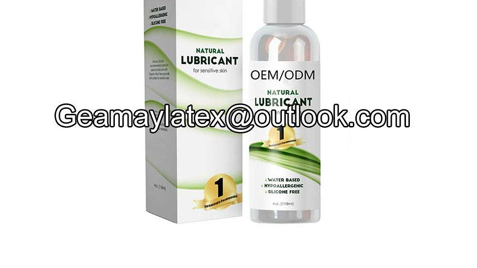 private label lubricant sex supplier