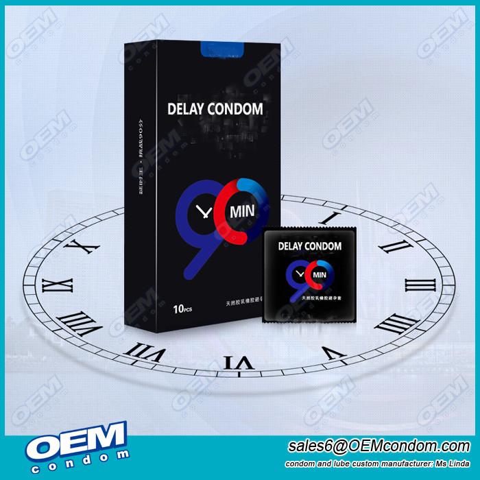 OEM brand Long Lasting Condom