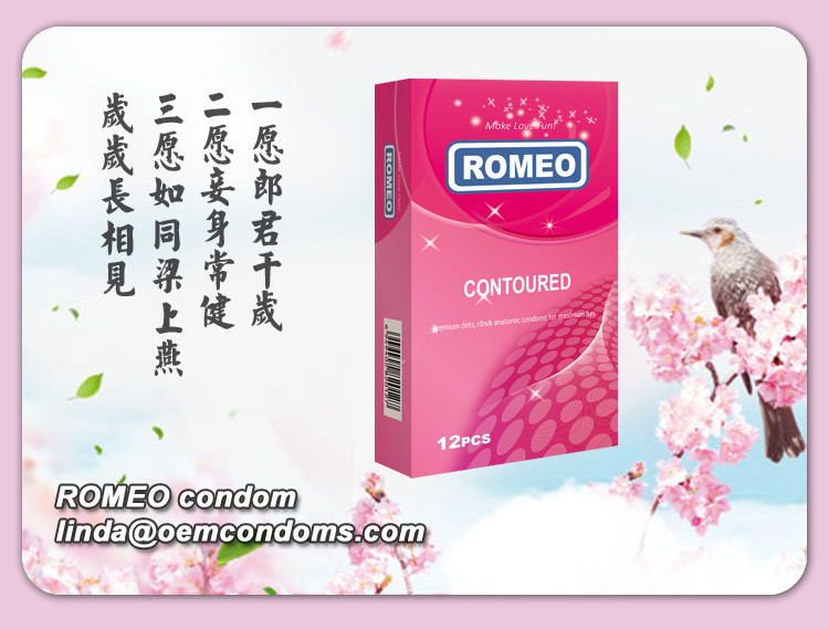 Super dotted and ribbed suppliers, anatomic condom