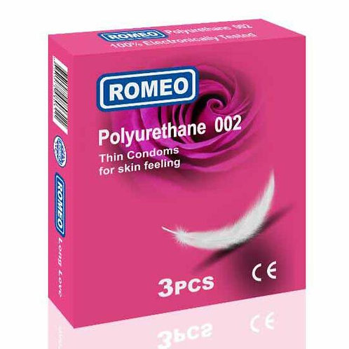 Romeo Polyurethane Condom