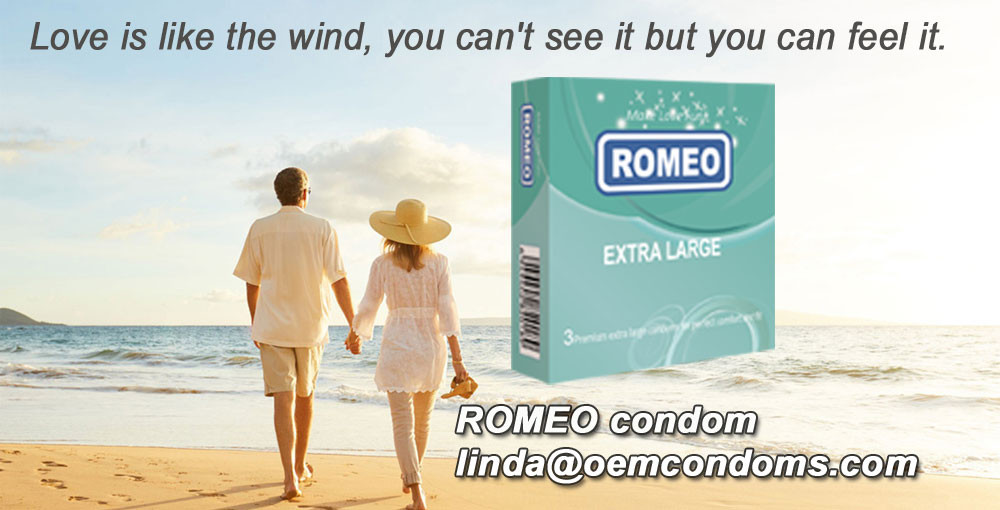 ROMEO XXL large condom