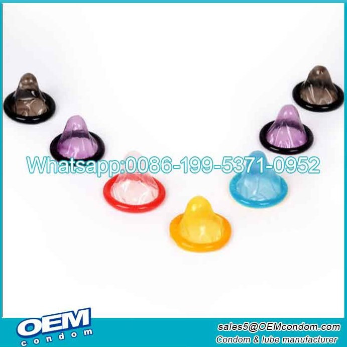 Custom blank flavoured condom manufacturer