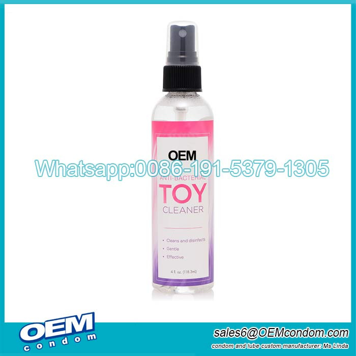 OEM Specially Formulated Toy Cleaner