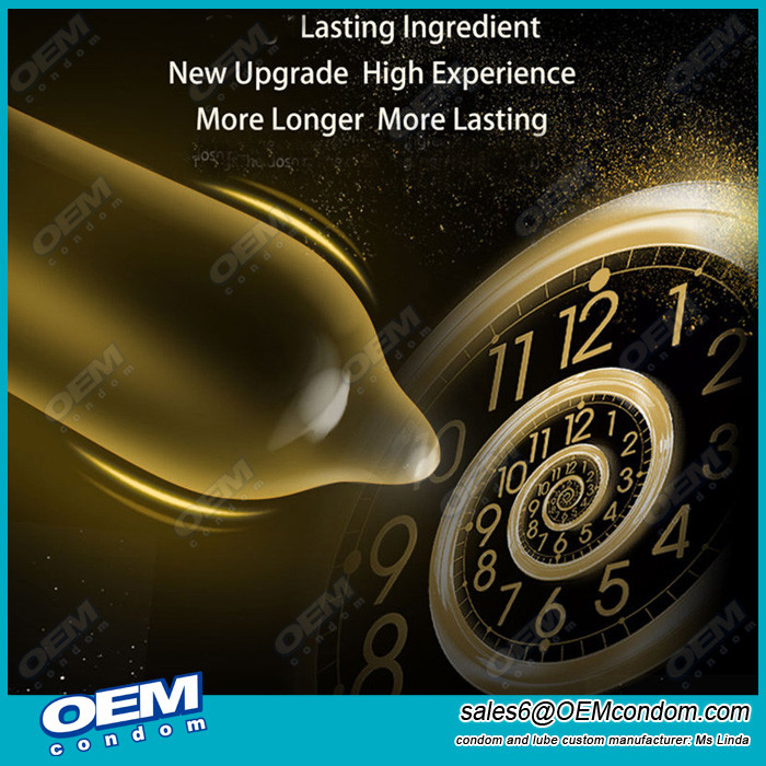 Numbing Condom, Retard condom, OEM delay condom manufacturer