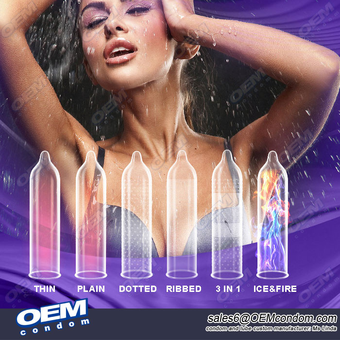 custom brand condom, OEM private label condom manufacturer