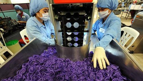condom manufacturing machine price