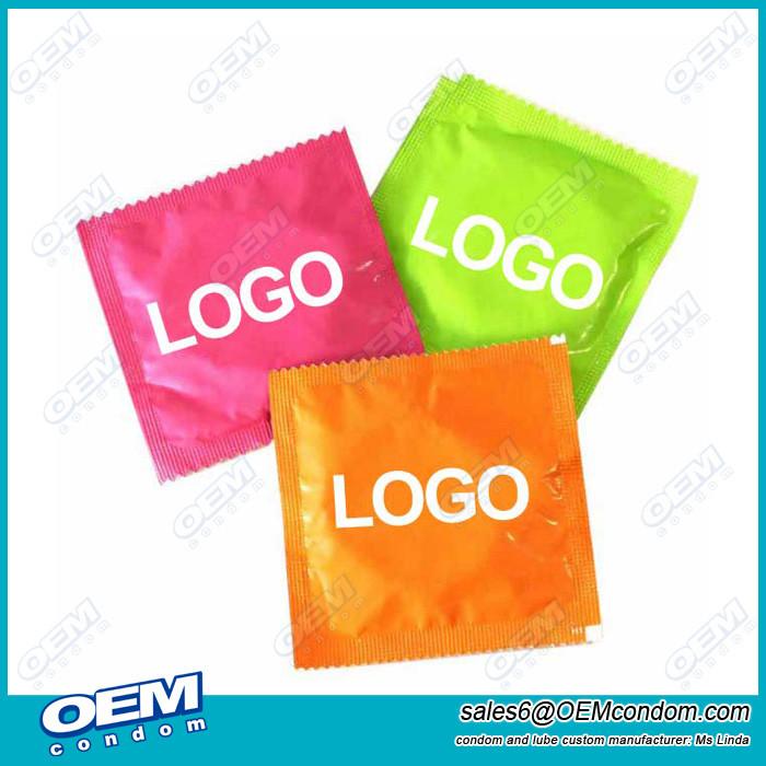 Bulk Condom OEM Customized Sex Types Of Condom
