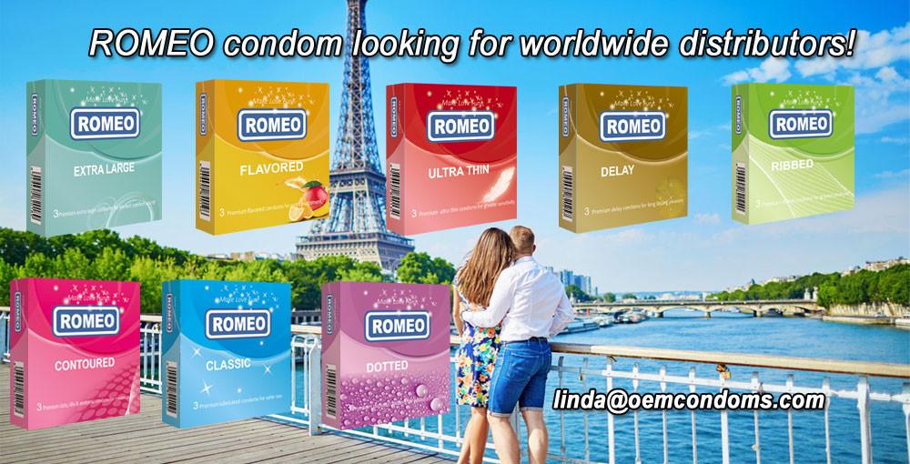 ROMEO condom, ROMEO brand condom, best brand condom manufacturer
