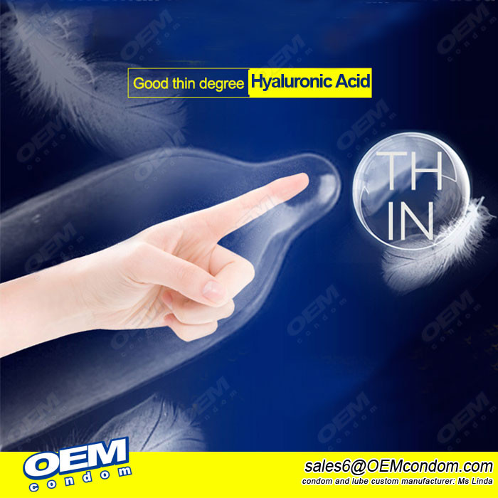 Natural Thin Condom, Ultra Thin condom manufacturer, OEM Brand Natural Thin Condom