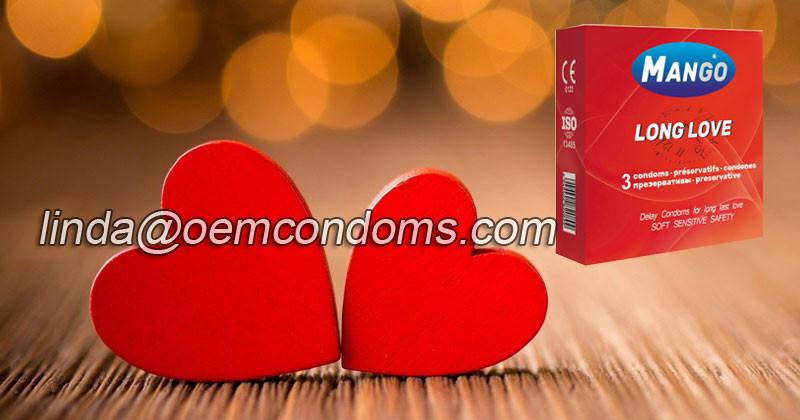 MANGO condom, MANGO long love condom, MANGO brand condom manufacturer