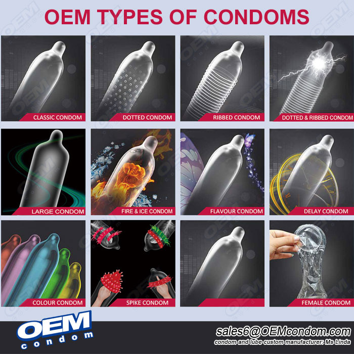 OEM brand condom, types of condom manufacturer, natural latex rubber best condoms price