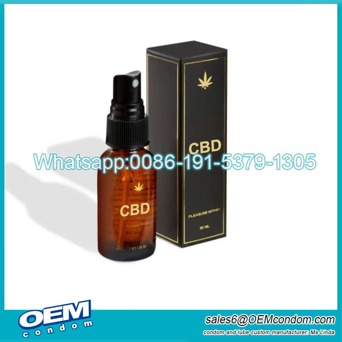 CBD intimate oil lube Sex Lube Producer