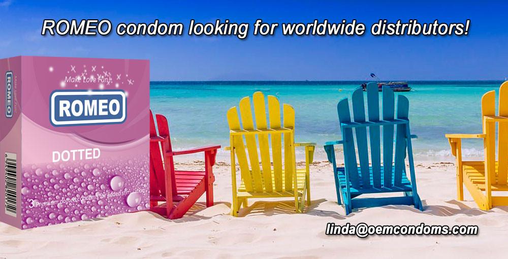 ROMEO condom, best brand condom, ROMEO brand condom manufacturer