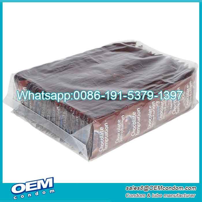 Chocolate Flavoured Condoms