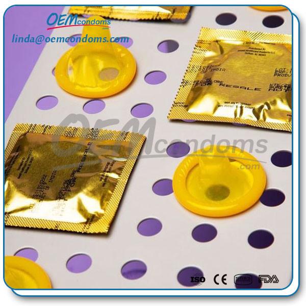 custom brand conodm, custom condom wrapper, custom condom manufacturer