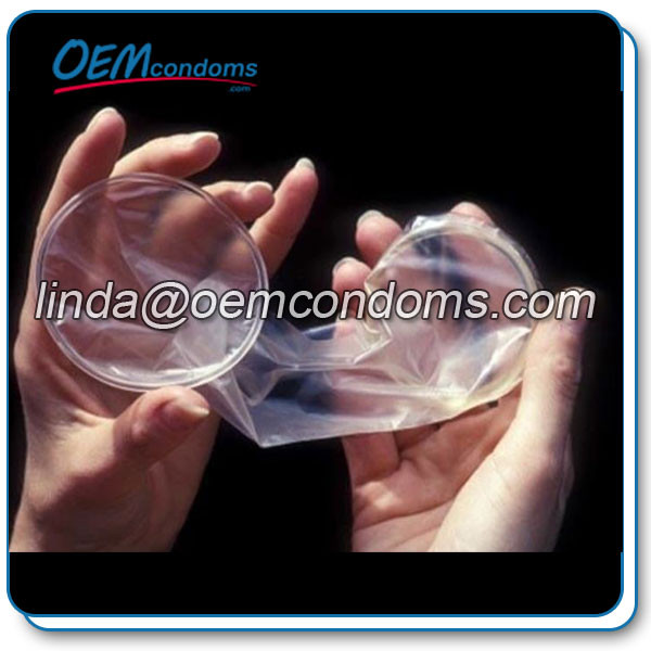 female condom, latex male condom, female condom supplier, custom condom manufacturer