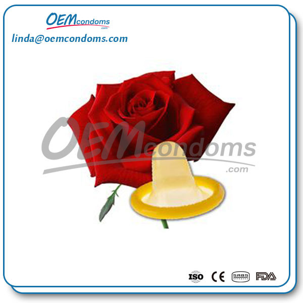 flavored condom, flavoured condom manufacturer, OEM flavored condom