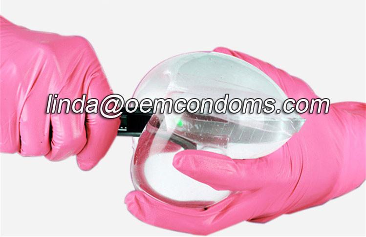 High standard condom manufacturer