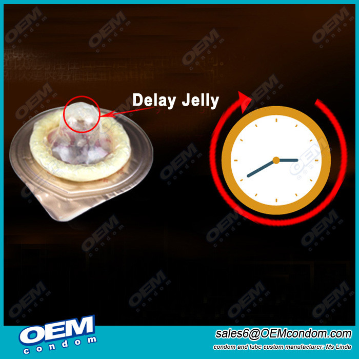 Delay condom producer, OEM brand delay condoms Manufacturer