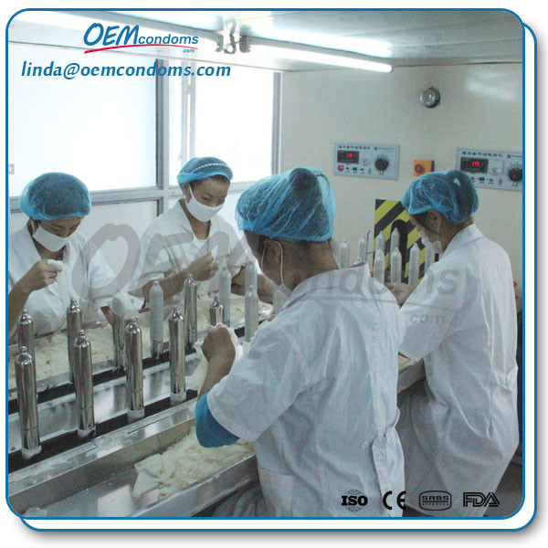 high quality condom manufacturing