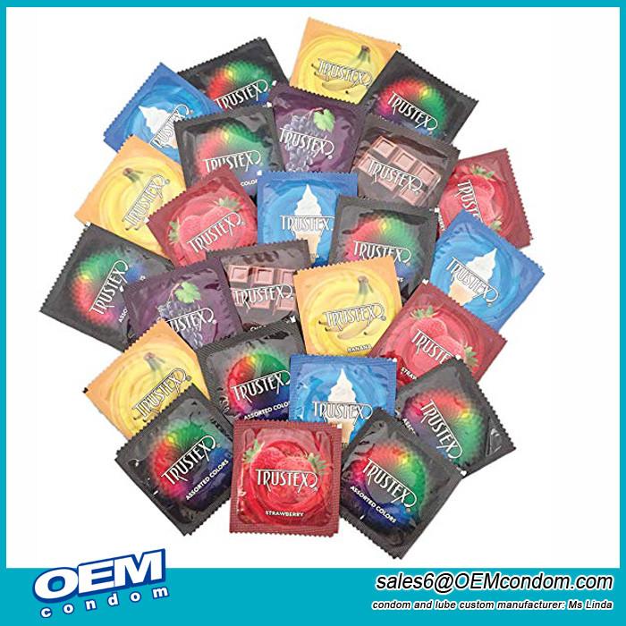 Oral Condom, Flavored Condom Manufacturer, OEM brand flavored condoms