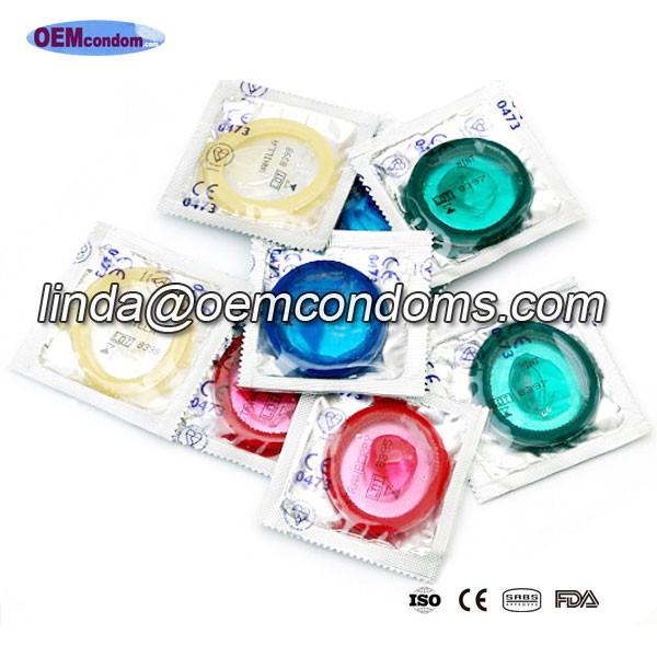 Flavored condom manufacturer, Fabricant de préservatifs aromatisés