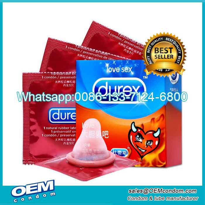 durex condoms manufacturers