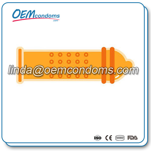 Ribbed and Studded condom supplier
