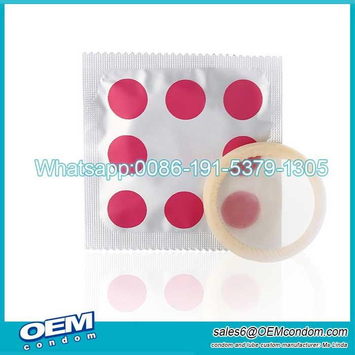 OEM Branded High Quality Bulk Condom Producer