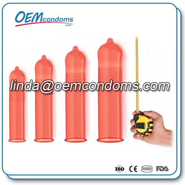 large condom, extra large condom supplier, large size condom manufacturer