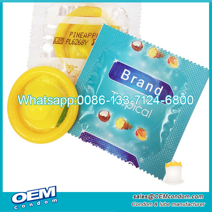 condom custom your logo manufacturer