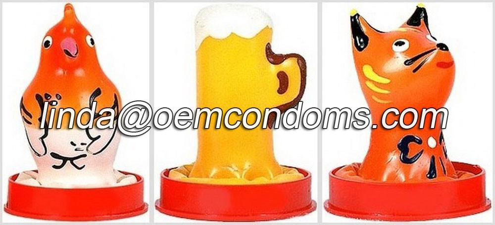 wackiest condom, special condom, novelty condom manufacturer