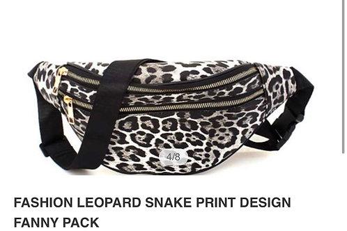 BK/Tan:   Print Design Fann Main Zipper Closure Adjustable Strap for Length Fron