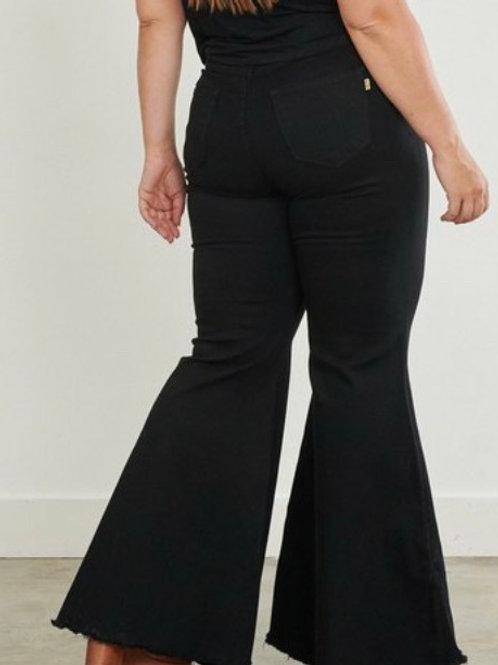 Plus Sizes Flare Jeans