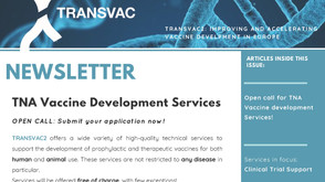 TRANSVAC October Newsletter is out!