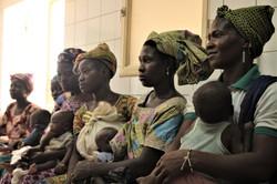 Plascental Malaria - EVI, Africa