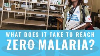 World Malaria Day 2021: Reaching the zero malaria target by 2030
