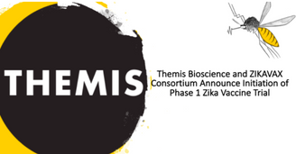 Initiation of Phase 1 Zika vaccine clinical trial