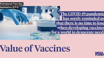 Value of Vaccines campaign 2020: Collaboration-  the key to efficient vaccine development