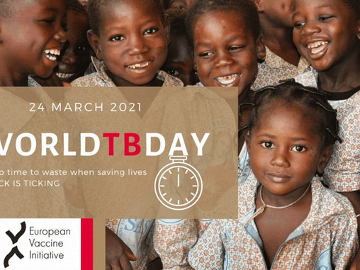 """World Tuberculosis Day 2021 - """"The clock is ticking""""..."""