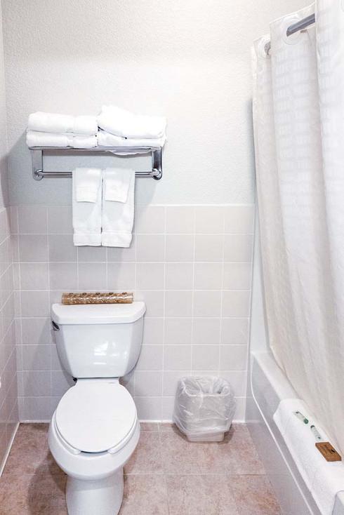 Standard Bathroom with Tub/Shower