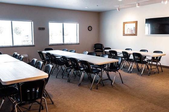Meeting Area: The Roanoke Room