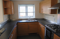 Kitchen at The Lakes Larkfield