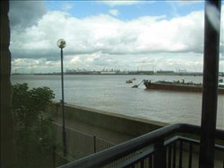4 Baltic Wharf Balcony