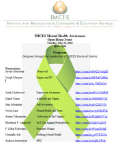 IMCES Program Activities Honoring Mental Health Awareness Month
