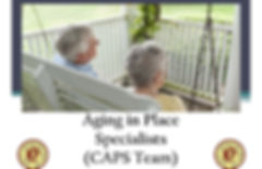 aging in place; renovations; custom renovations