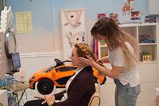 Детская парикмахерская & Семейный салон причёсок  «Be~Goody» «Европейский» ТРЦ  Стрижки, укладки, косы 0 до 120 лет! 8 (495) 249-11-79