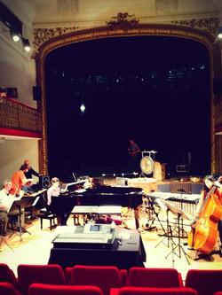 Ensemble ON, Bruselas, Bélgica