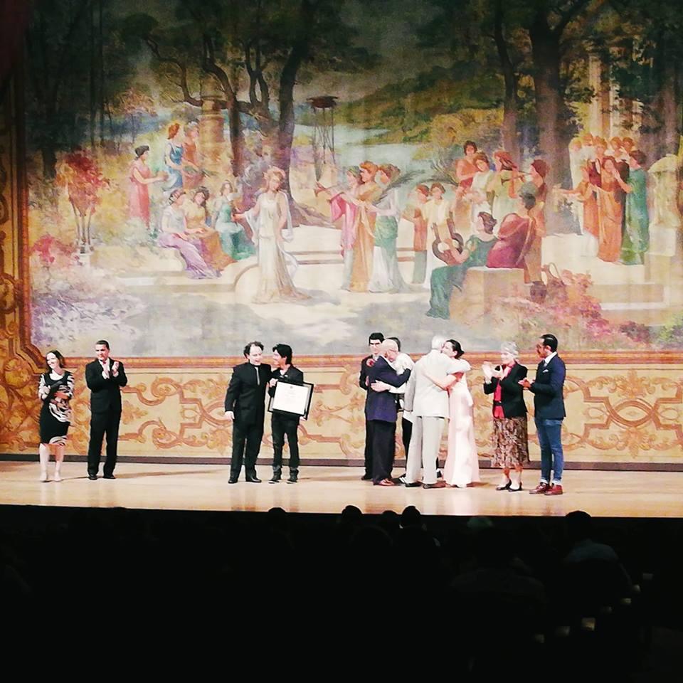 Premio Nacional de Composición Orqu.